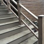 Декоративные ограждения из ДПК DeckWood